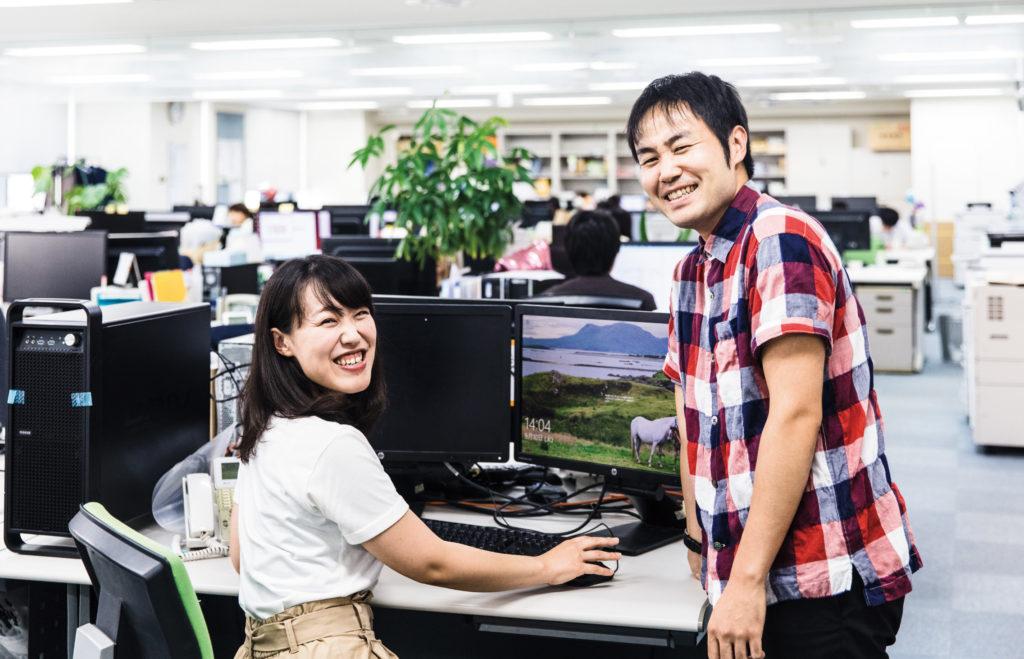 少ない残業時間と柔軟な働き方を推奨