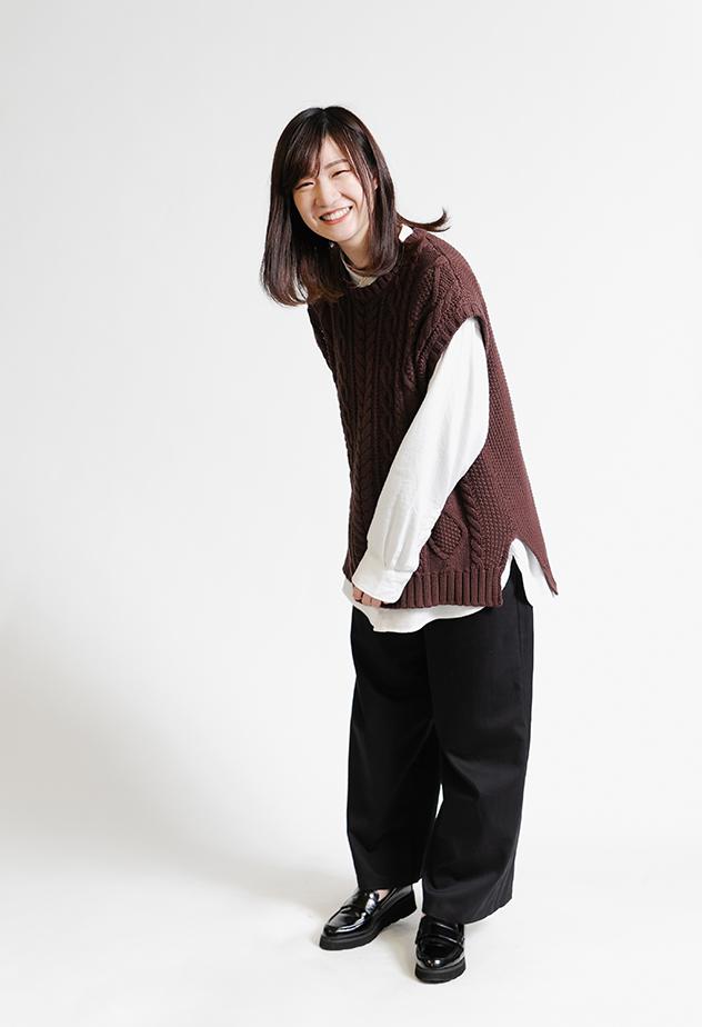 岡島 知子